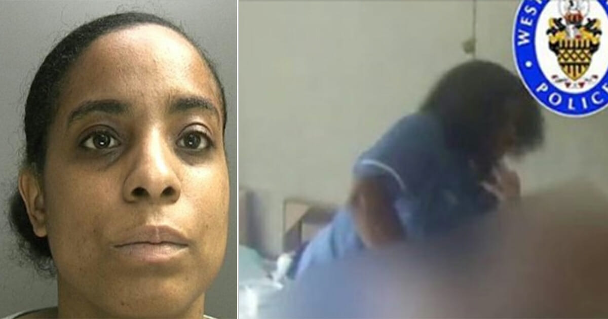 Family suspect carer is abusing 101-year-old woman with dementia, so they set up camera