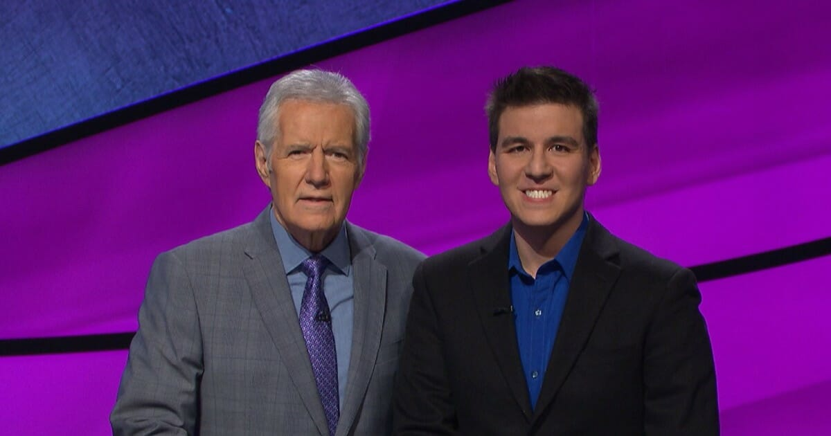 James Holzhauer honors 'Jeopardy!' host, Alex Trebek, with donation to pancreatic cancer research