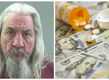 64-year-old robs a bank when he can't afford his medication