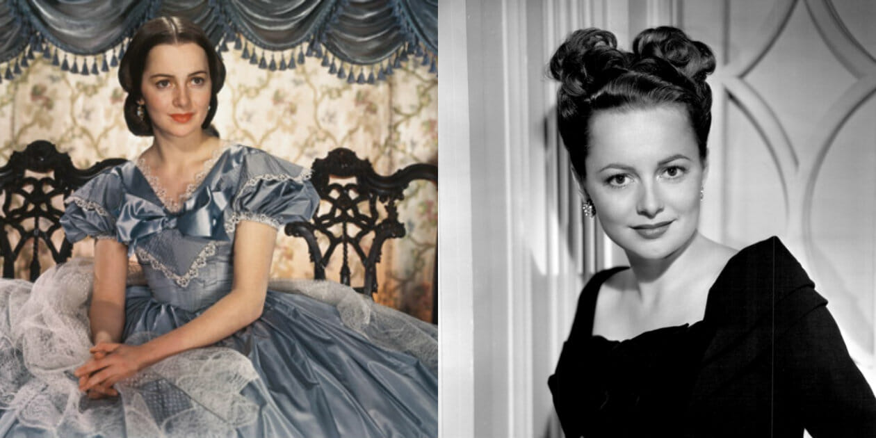 """""""Gone with the Wind"""" star Olivia de Havilland turns 103"""