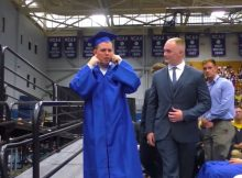 High school holds silent graduation for student with autism and sensory issues