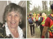 Missing 84-year-old woman finally found in woods, immediately asks for 'a cold beer and a hot tub'