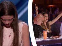Nervous 13-year-old steps on stage to sing, only for judges to compare her to Janis Joplin