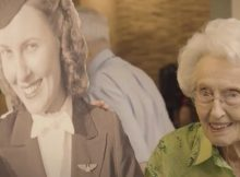 One of Delta's original flight attendants just turned 103 years old!