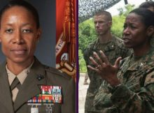 President Trump nominates Marine to be first-ever black female general – help us pay tribute to her
