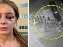 Update: Police release footage of girl being knocked unconscious for telling man she wasn't interested