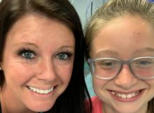 Woman shares warning about rare condition after 10-year-old collapses while having her hair styled