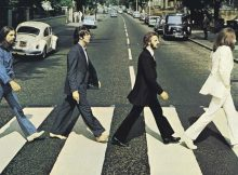 Fans flock to Abbey Road to celebrate 50th anniversary of iconic Beatles album cover