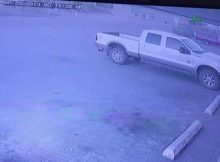 INSTANT KARMA: Man's truck stolen while he robbed store