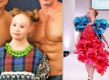 Model with Down syndrome first to walk runway in New York Fashion Week – let's pay tribute