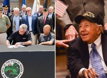 SIGNED: Indiana veterans will no longer pay state taxes on retirement income