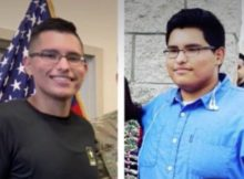 Teen loses 113 pounds and becomes first in family in enlist in Army