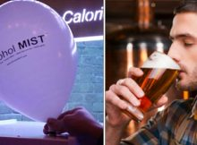 You can now inhale alcohol from balloons – and it apparently gets you drunk instantly