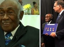 99-year-old World War II vet awarded 5 medals in ceremony – let's hear it for this hero