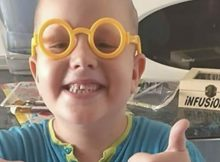 Anonymous entrepreneur offers to pay for treatment of 7-year-old boy with inoperable brain tumor
