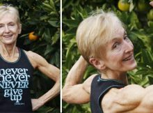 Bodybuilding grandma, 76, eats strictly 'nude food diet' to keep in shape – smashes all stereotypes