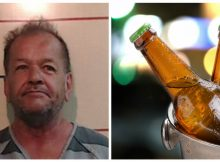 Man drinks 7 beers before turning himself in to police, learns they weren't after him, gets arrested anyway