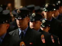 New class of FDNY graduates includes 21 children of firefighters killed in 9/11