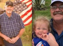 Purple Heart recipient dies after saving his 3-year-old granddaughter from fatal house explosion