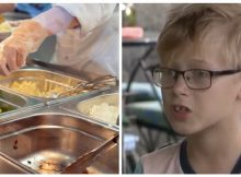 School takes 9-year-old's meal away on his birthday — over a $9 lunch debt