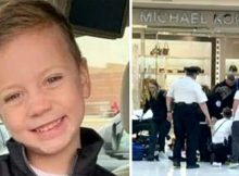 Update: 5-year-old boy who was thrown from third-floor balcony finally home from hospital