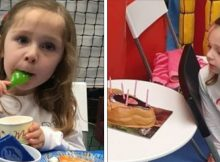 Dad makes heartbreaking appeal after only two friends show for daughter's birthday party