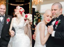 Heartbroken husband loses wife to stage 4 cancer months after wedding: 'I have a huge hole in my heart'