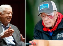 Jimmy Carter hospitalized after another fall at home
