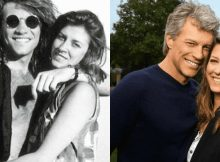 Jon Bon Jovi's 30-year marriage is proof that high-school romances can turn into love that lasts forever