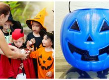 Mom's 'Blue Pumpkin' idea to help autistic trick-or-treaters goes viral this Halloween