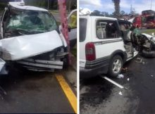 Mother told children to take seat belts off moments before she crashed — 'The devil can't hurt you'