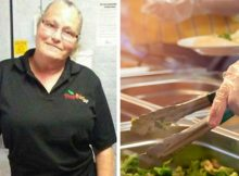 School cafeteria worker fired for giving food to hungry child who couldn't pay