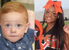 Texas cheerleader, 17, jumps off homecoming parade float to save a choking toddler – let's hear it for her!