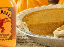 This Cinnamon Fireball Pumpkin Pie Is A Must Try For Fall