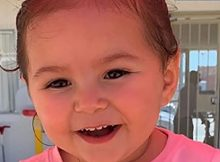 Toddler dies after being left in hot car for 5 hours while her mom allegedly drank