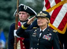West Point honors first ever female 4-star general – help us pay tribute to her