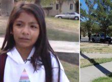 Woman sees frightened girl being abducted near school, pretends to ber her 'mom' to thwart kidnapper