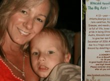 13-year-old boy desperately needs a kidney after dad murders mom who was to donate hers