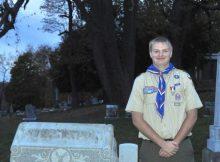 17-year-old Eagle Scout restores 55 Civil War veteran headstones – he deserves our praise