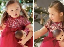 4-year-old model with Down syndrome picked to star in American Girl catalogue – let's hear it for her