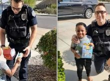 5-year-old boy calls 911 for McDonald's Happy Meal, so kind-hearted police officer delivers it for him