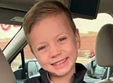 5-year-old boy thrown from Mall of America balcony is now walking 'perfectly', back at school