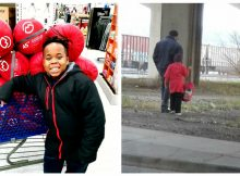 9-year-old boy is on a mission to buy 100 sleeping bags for the homeless people in his city