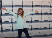 9-year-old raises money to buy 108 Thanksgiving dinners for families in need