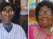 America's oldest man, 112, and woman, 114, die within days of each other – Rest in peace