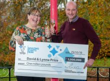 Grandmother finds out she won the lottery moments after finding out she beat breast cancer