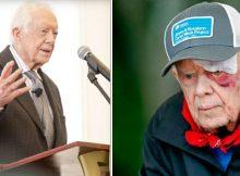 """Jimmy Carter """"doing fine"""" after brain surgery, but will miss Sunday School class"""