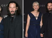 Keanu Reeves goes public with girlfriend for first time in decades – let's wish him well