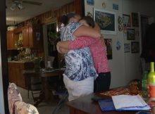 Mother reunites with daughter 10 years after father abducted her