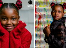 Third grader denied school picture because of her hair shines in confidence boosting photo shoot